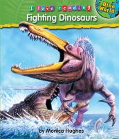 Fighting Dinosaurs