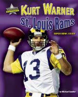 Kurt Warner and the St. Louis Rams