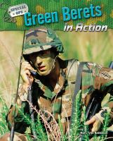 Green Berets in Action