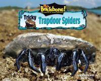 Tricky Trapdoor Spiders