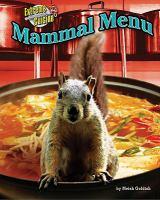 Mammal Menu