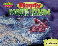 Bloody Horned Lizards