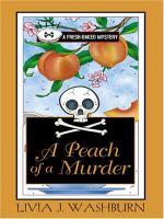 A Peach of A Murder