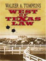 West of Texas Law