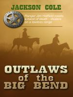 Outlaws of the Big Bend