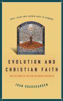 Evolution and Christian Faith