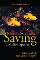 Saving A Million Species