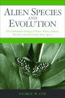 Alien Species and Evolution