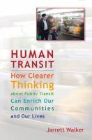 Human Transit