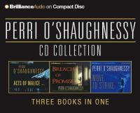Perri O'Shaughnessy CD Collection