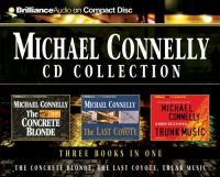 Michael Connelly CD Collection
