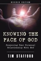 Knowing the Face of God