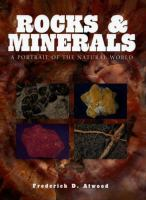Rocks & Minerals : A Portrait of the Natural World