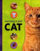 Owning A Pet Cat