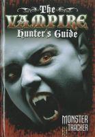 The Vampire Hunter's Guide