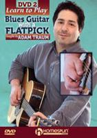 Learn to Play Blues Guitar With A Flatpick