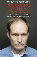 Interview With A Cannibal