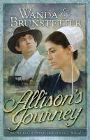 Allison's Journey