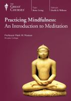 Practicing Mindfulness|[sound Recording (CD Book)]