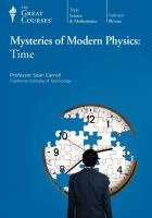 Mysteries of Modern Physics