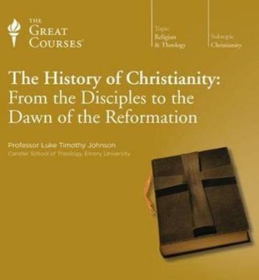 Cover image for The History of Christianity