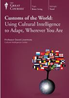 Customs of the World