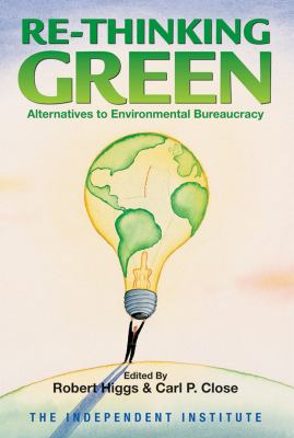 Cover image for Re-thinking Green