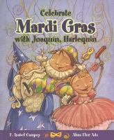 Celebrate Mardi Gras With Joaquín, Harlequin