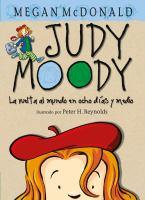 Judy Moody y la vuelta al mundo en ocho días y media