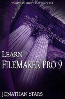 Learn Filemaker Pro 9