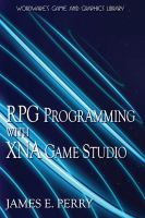 RPG Programming Using XNA Game Studio 3.0