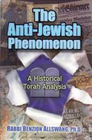 The Anti-Jewish Phenomenon