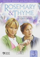 Rosemary & Thyme. Series 3