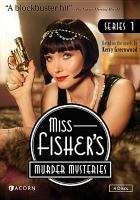 Miss Fisher's murder mysteries. Series 1.