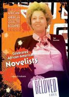 Celebrated African-American Novelists