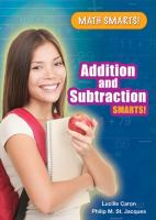 Addition and Subtraction Smarts!