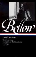 Novels, 1956-1964