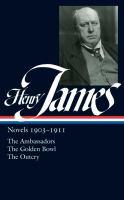 Novels 1903-1911