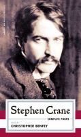 Stephen Crane, Complete Poems