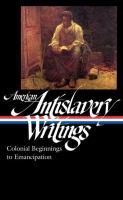 American Antislavery Writings