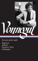 Novels, 1976-1985
