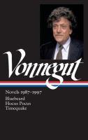 Novels 1987-1997