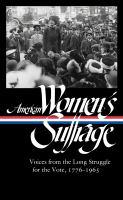 American Women's Suffrage