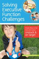 Solving Executive Function Challenges