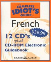 The Complete Idiot's Guide to French