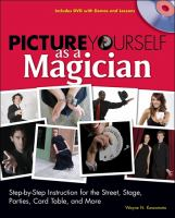 Picture Yourself as A Magician