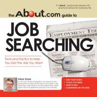 The About.com Guide to Job Searching