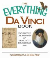 The Everything Da Vinci Book