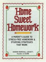 Home, Sweet Homework