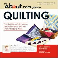 The About.com Guide to Quilting